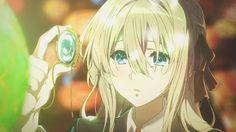 Violet Evergarden Novels' 2nd Anime Commercial Revealed