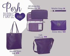 Love the new Fall colors. Check them out online at MyThirtyOne.com and look for your consultant in the upper right corner.