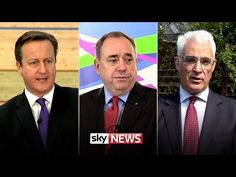 A bit of light relief from Sky News - their advert for their IndyRef coverage on 18th Sept