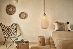 Nice Deco Chambre Ethnique Chic that you must know, You?re in good company if you?re looking for Deco Chambre Ethnique Chic Wabi Sabi, Bedroom Lamps, Bedroom Decor, Bedroom Ideas, Casa Cook, Beach Boutique, Home And Deco, Lamp Design, Dream Bedroom