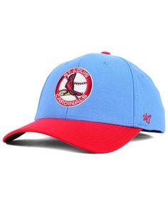 aa68a865b18  47 Brand St. Louis Cardinals Contender Cap Men - Sports Fan Shop By Lids -  Macy s