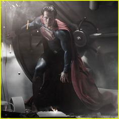 Ok, Superman isn't my favorite superhero, but I still can't wait for his next movie!!
