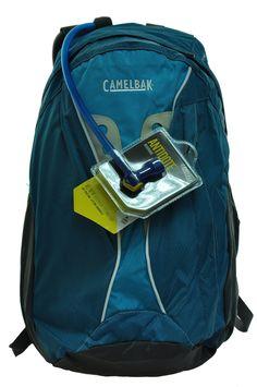 Camelbak Day Star 70 oz Hydration Pack, Blue Moon/River Blue