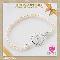 http://www.bysimon.it/italiano/bracciale-in-argento-925-1700526.html #christmas #giftidea #regalipreziosi