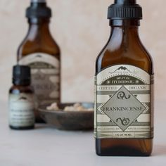 Frankincense Hydrosol from Mountain Rose Herbs.