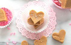 Honey Heart Fudge