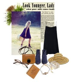 """Bez tytułu #73"" by karolina6006 ❤ liked on Polyvore featuring John-Richard, Nearly Natural, BB Dakota, Ash, Marni and GO Home Ltd."