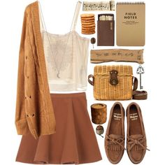 A fashion look from August 2013 featuring Jill Stuart tops, Bass Weejuns loafers and Zara handbags. Browse and shop related looks.