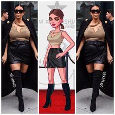 Kim Kardashian in New York City - Mid-Week Event 9/27/2016