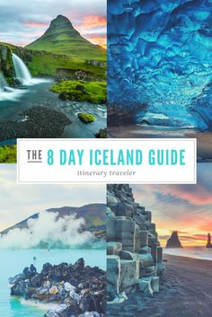 The Ultimate Guide to Iceland - What to see, do, eat, go, stay and how to spend your time traveling in Iceland! Click to read how to spend the best time in Iceland.