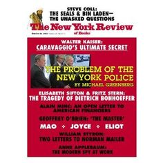 New York Review Of Books --- http://www.amazon.com/New-York-Review-Of-Books/dp/B00007G2SO/?tag=mydietpost-20