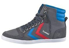 878da5e252c Hummel Hummel Slimmer Stadil Canvas High Sneaker im Online Shop von Baur  Versand