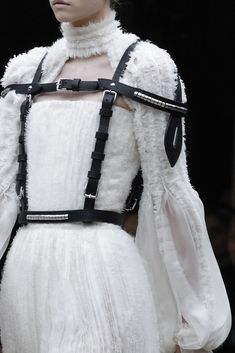 Alexander McQueen Fall 2011 Ready-to-Wear Fashion Show Details