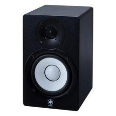 Yamaha HS50M Active Monitor Speaker (Single)
