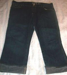 Look what I found on @eBay! http://r.ebay.com/JyLWbq Old Navy cuffed cropped jeans