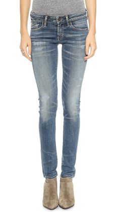 Citizens of Humanity Racer Skinny Jeans color:  folklore