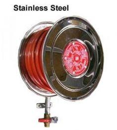 HR36SS | Fire Hose Reel - S/S Standard 19mm x 36m | Hoses | Southside Fire & Safety