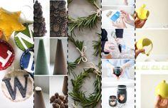 Tout plein de décos de Noël DIY ! Table Decorations, Furniture, Home Decor, Ornament, Life, Decoration Home, Room Decor, Home Furniture, Interior Design