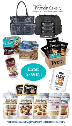 Win a 6PackBag, Quest Bars, and more! ($400+ value)