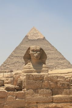 Did the Pyramids, Sphinx and Cairo Museum the first time mum and I visited Egypt.  The Sphinx was the monument that brought the enormity of the trip home to me.