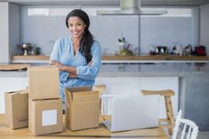 Moving: everything you need to know to avoid stress – Car Sticker Daily Cleaning, House Cleaning Tips, Kids Toy Boxes, Cleaning Companies, Home Again, Storage Places, Good House, Morning Yoga, Deco Design