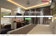 Magnolia is Premium full Responsive HTML5 Hotel with booking Template. One Page. Retina Ready. Integrated Bootstrap Framework. http://www.responsivemiracle.com/cms/magnolia-premium-responsive-hotel-html5-template/