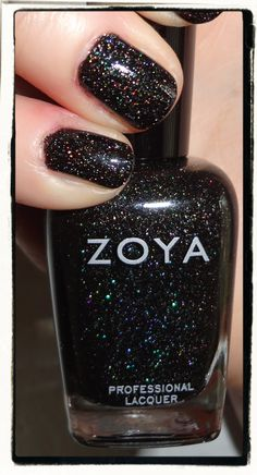 Zoya Storm. Holiday Collection 2012. Blog: Tunay Na Mahal: More Nail Mail!