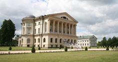 Архітектурний комплекс палацу К. Розумовського в Батурині