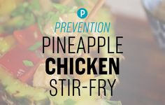 Ditch The Takeout! This Easy Chicken Stir Fry Recipe Is Low-Sodium And Free Of Added Sugar