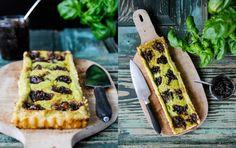 tarte Waffles, Breakfast, Food, Pie, Basil, Chef Recipes, Cooking, Food Food, Morning Coffee