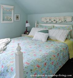 farmhouse bedrooms | Farmhouse Bedrooms