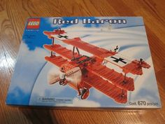 Just listed my NIB LEGO Red Baron Set 10024 for $100 on ebay. Happy Bidding:) *SOLD*