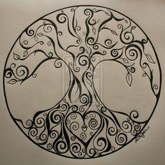 Sandy's+Tree+of+Life+by+Saint-Angel.deviantart.com+on+@deviantART