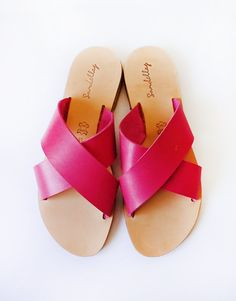 Carrie Sandals |Solids|
