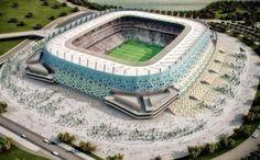 Brasile 2014: Arena Pernambuco