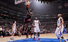#Lebron James vs LAClippers
