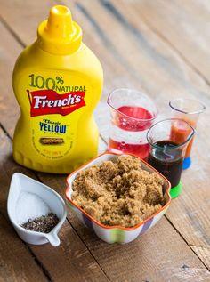 carolina bbq sauce ingredients