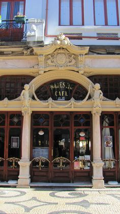 Majestic Cafe, Porto, Portugal