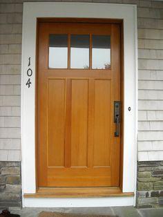 From this site: http://www.fontrickdoor.com/Exterior-Doors.html
