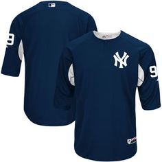 Aaron Judge New York Yankees Majestic Fashion Authentic On-Field Cool Base  Batting Practice Replica f74db3785