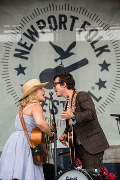 Shovels & Rope Perform 'The Devil Is All Around' on Grand Ole Opry   Rolling Stone