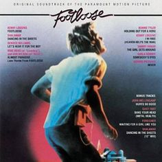 Kenny Loggins discovered using Shazam Footloose 1983