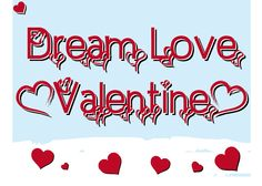 Download this free font here: http://www.dafont.com/it/dream-love-valentine.font