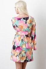 Blossom Lengths Dress....urbanog