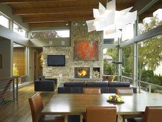 river house/mclellan architects via: architectslist