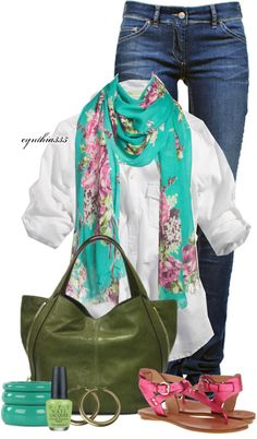"""""""Full Bloom"""" by cynthia335 on Polyvore"""