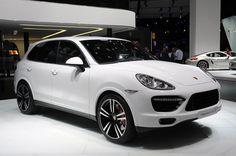 Высокопроизводительный 2014 Porsche Cayenne Turbo S
