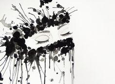 Hijab Canvas Print / Canvas Art by Salwa Najm