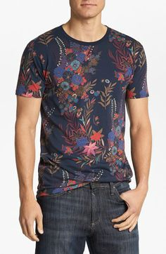 MARC BY MARC JACOBS 'Wichita' Floral T-Shirt available at #Nordstrom