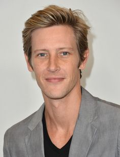 he can rock any length of hair & still look good!    | ... press tour in this photo gabriel mann actor gabriel mann arrives to
